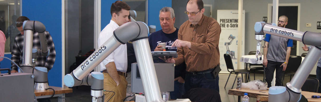 ProCobots Training course