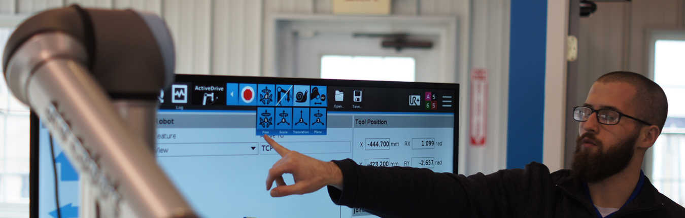 procobots training screen