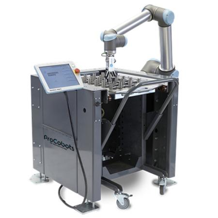 procobots profeeder easy robotics